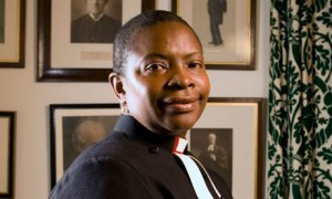 The Revd Rose Hudson-Wilkin, one of more prominent black priests